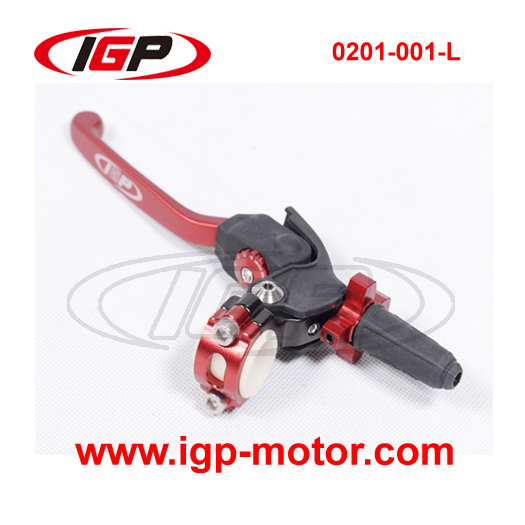 Universal Forged Aluminum Dirt Bike Clutch Lever 0201-001-L Chinese Supplier